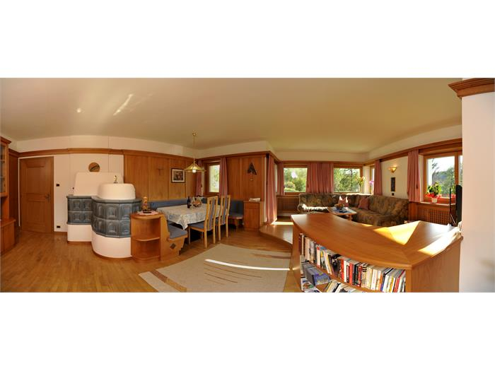 Wohnung C - Wohnzimmer