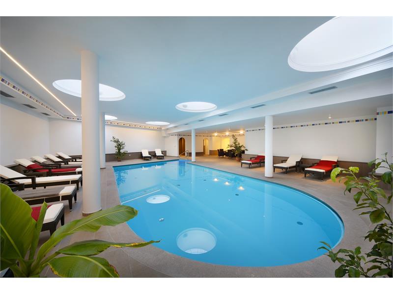 Hotel Unterrain Hallen Schwimmbad