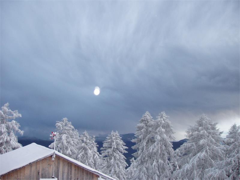 Schneesturm