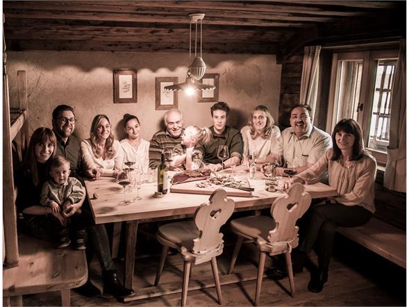 Gastgeber Familie Volgger