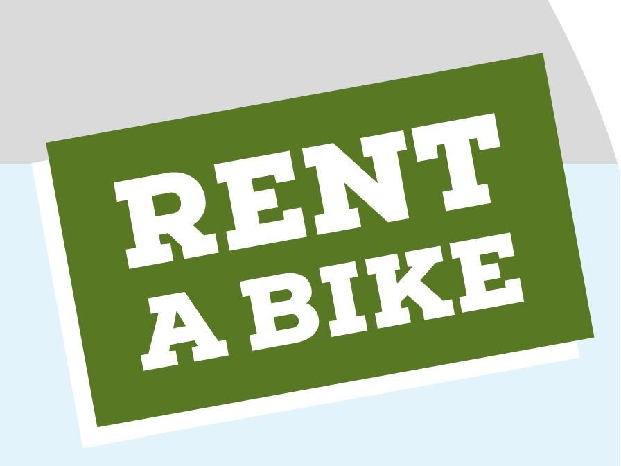 Rent a bike Tourist Info Leifers