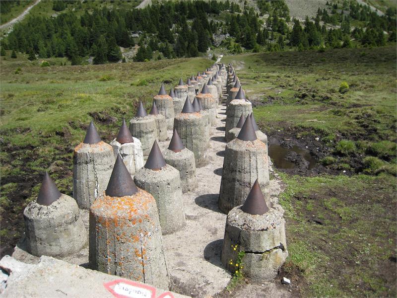 Bunker system