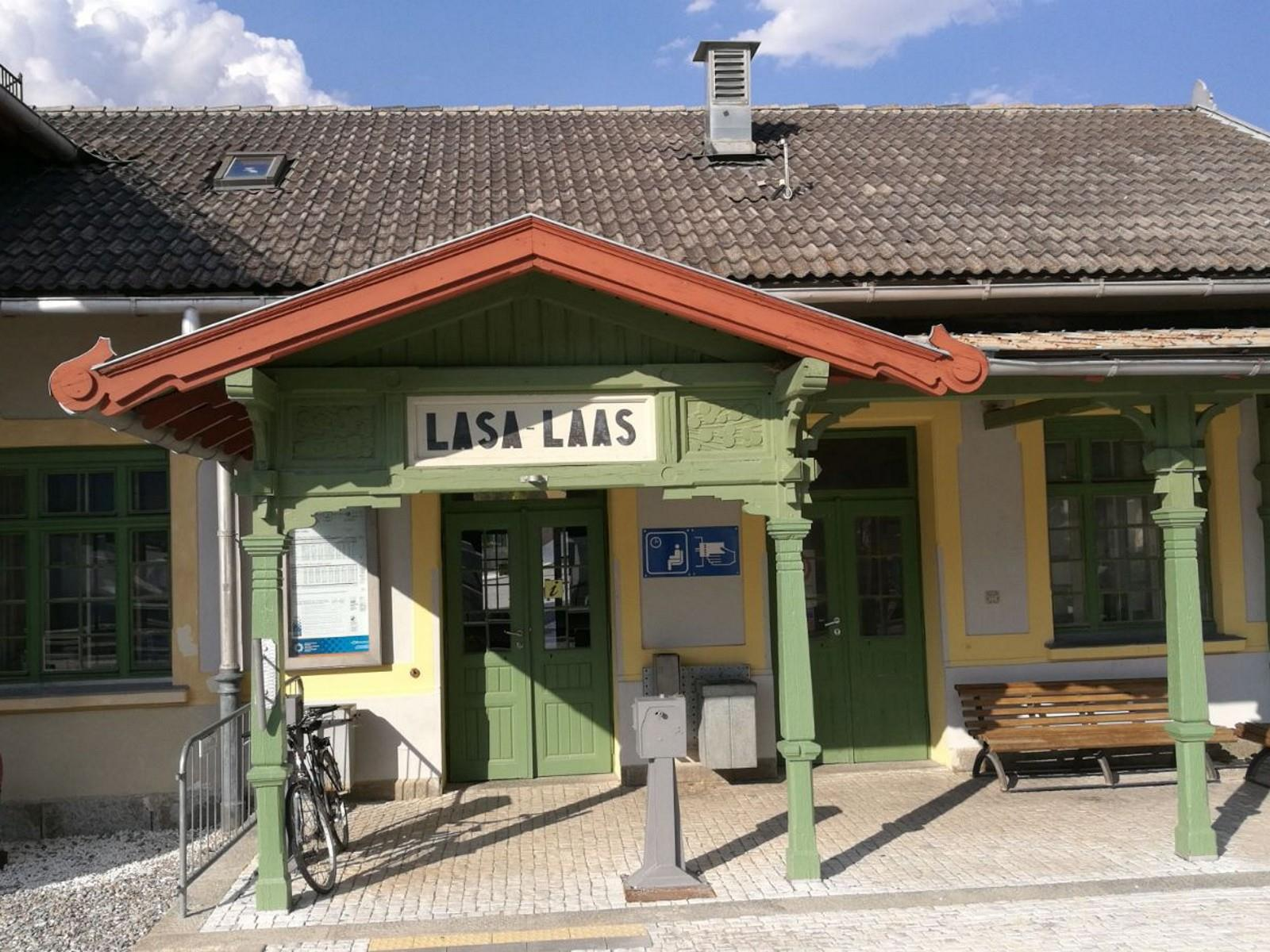 Tourist information in Lasa/Laas