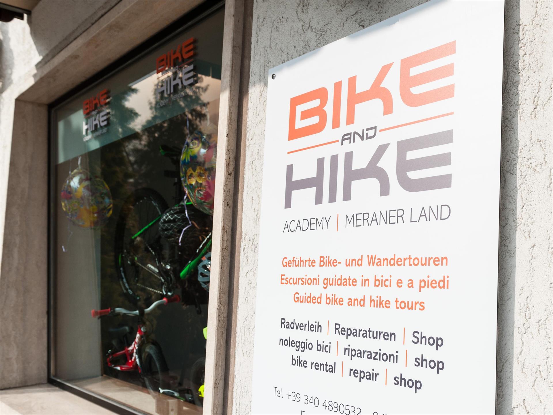 Bike and Hike Academy Meraner Land
