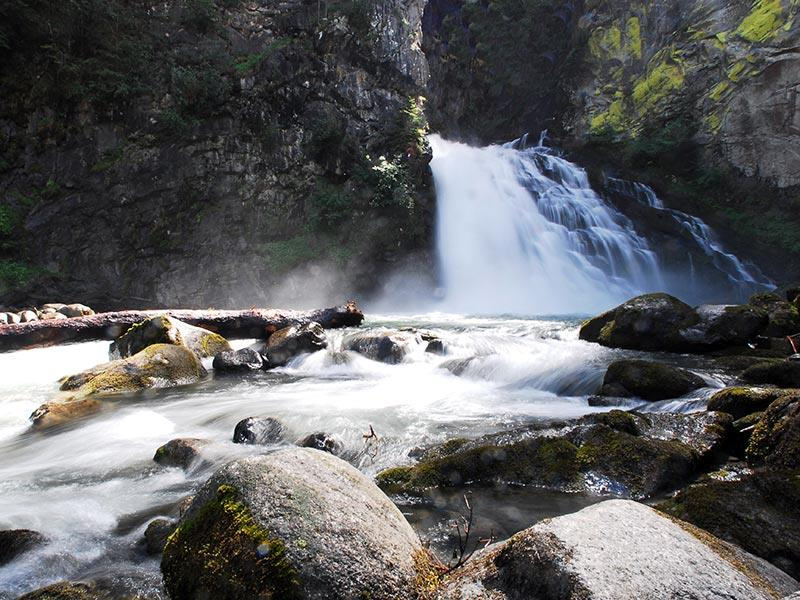 Waterfalls Riva / Reinbach