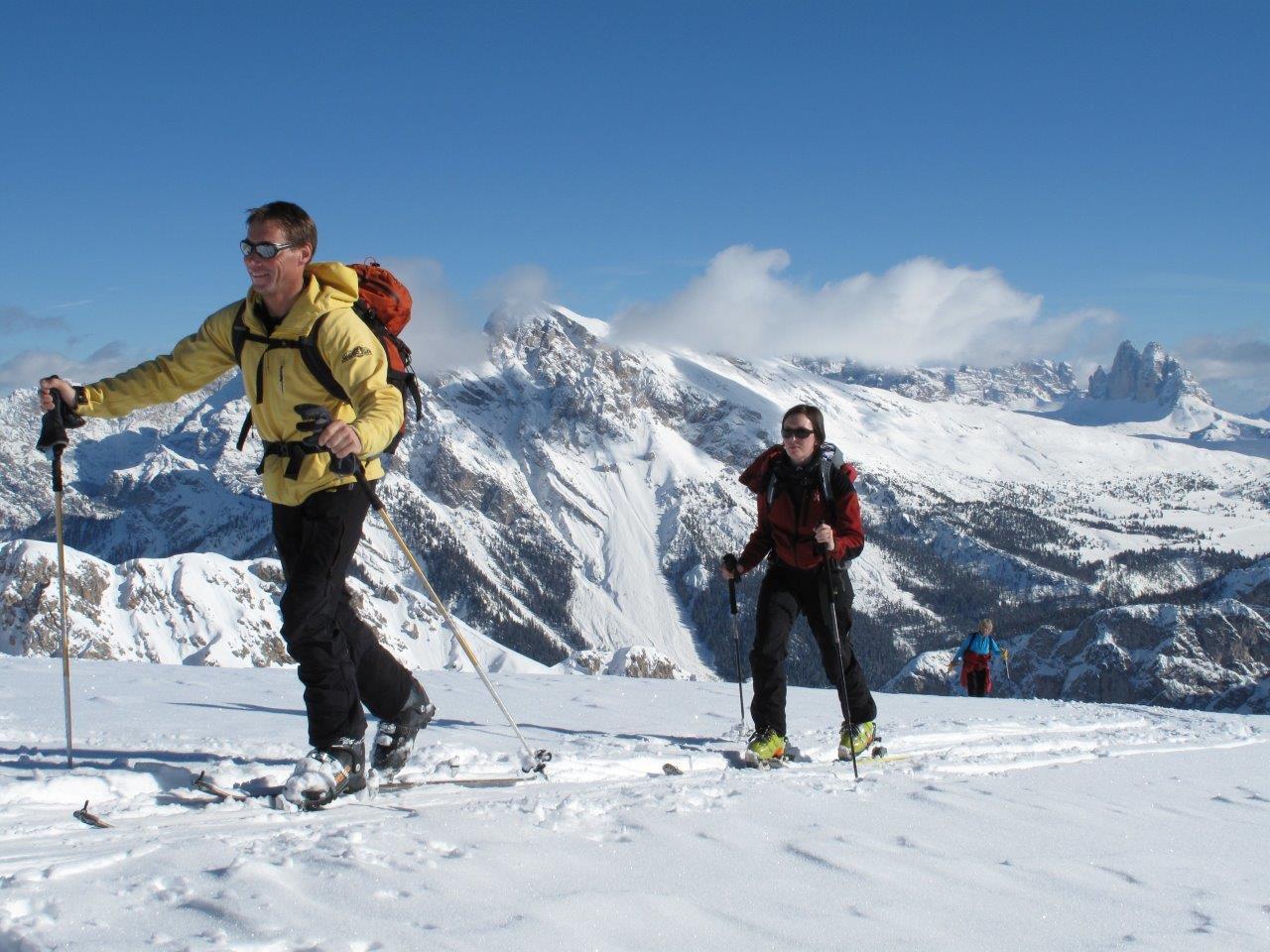 Skitour Großer Jaufen