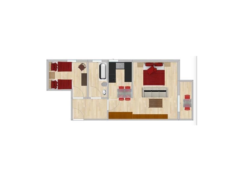 Pension / Apartments St. Corbinian