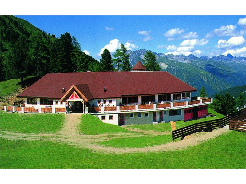 mountain station Haider Alm