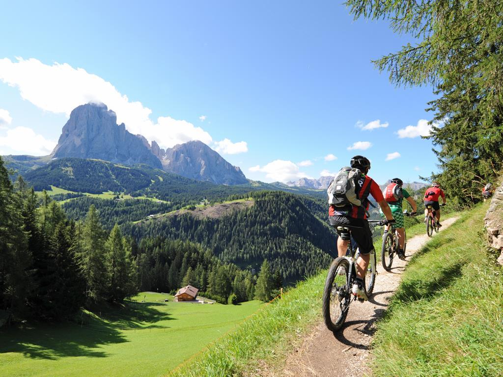 Mountainbike School Val Gardena - Selva