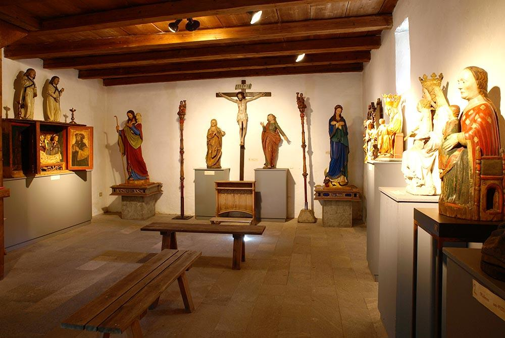 Taufers Parish Museum