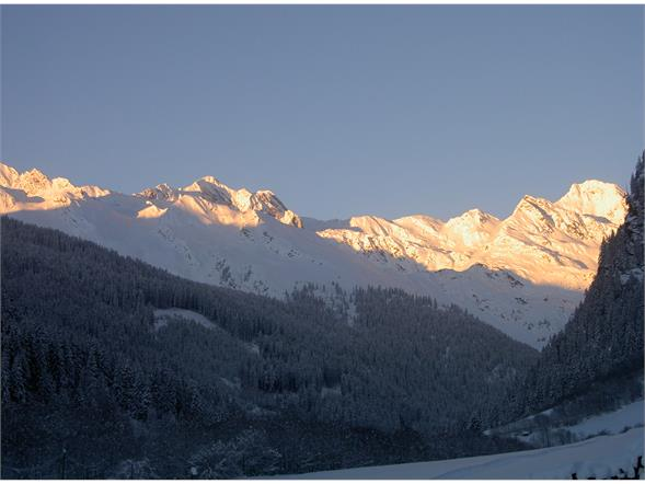 Montagne invernali