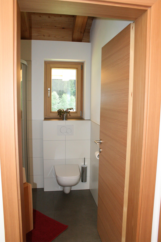 appartamento Paula - bagno piccolo con doccia e WC