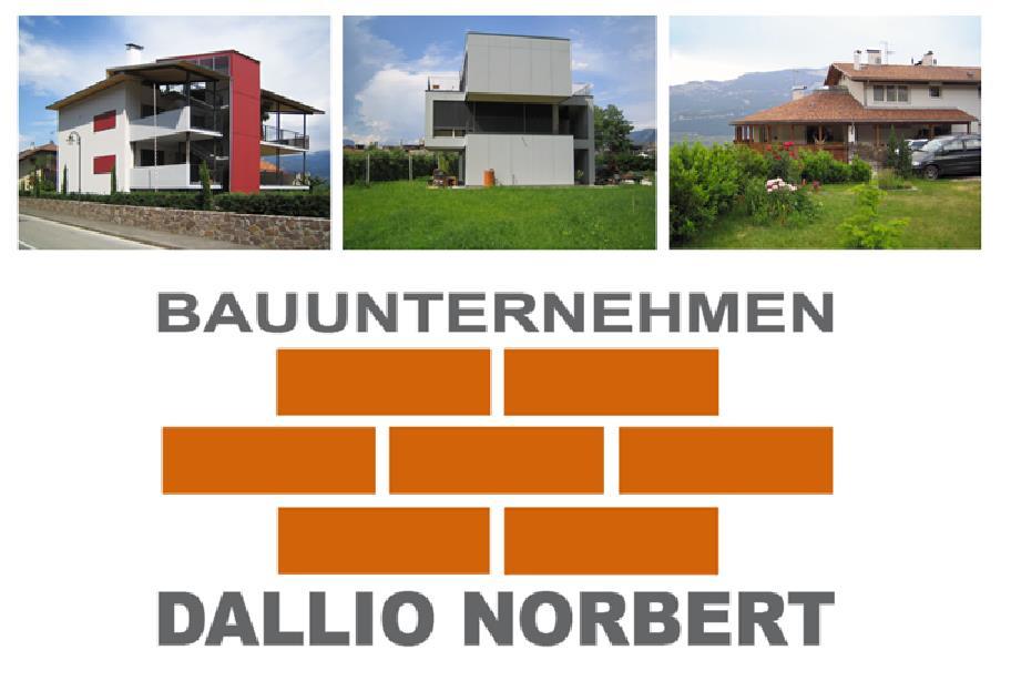 Bauunternehmen Dallio Norbert