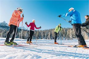 Nordic Ski - Cortina