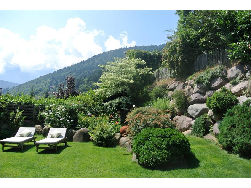 Garten mit Liegewiese