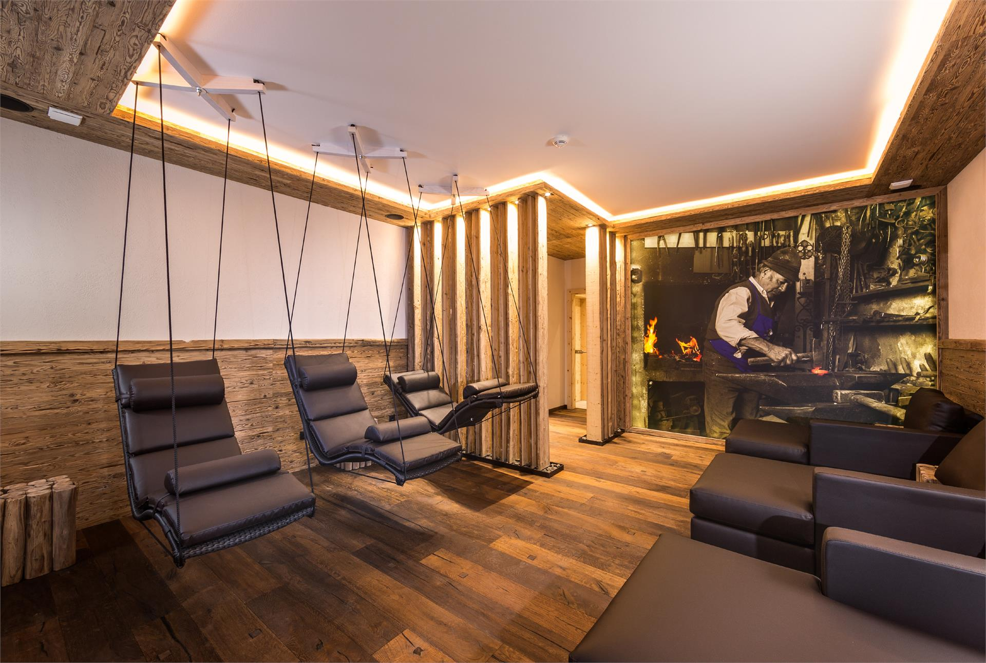 Relax room