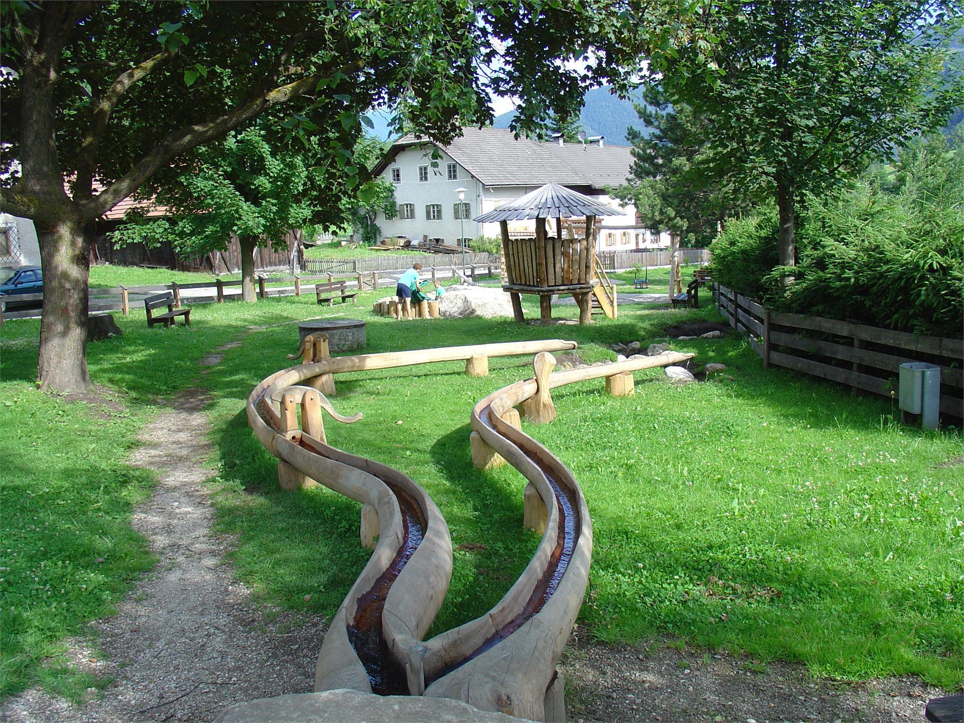 Playground Valdaora di Sotto/Niederolang