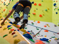 Climbing hall Val Martello