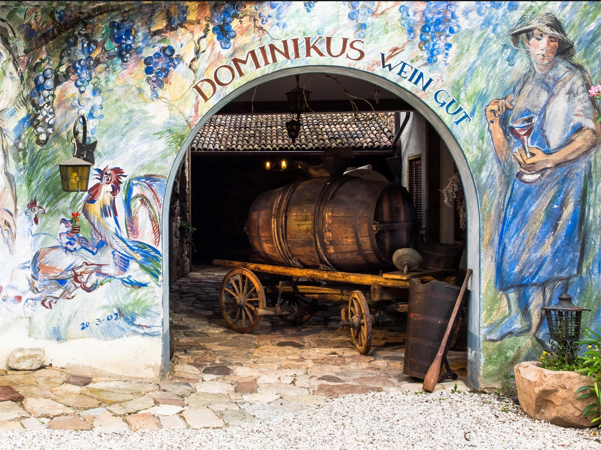 Winery Dominikus
