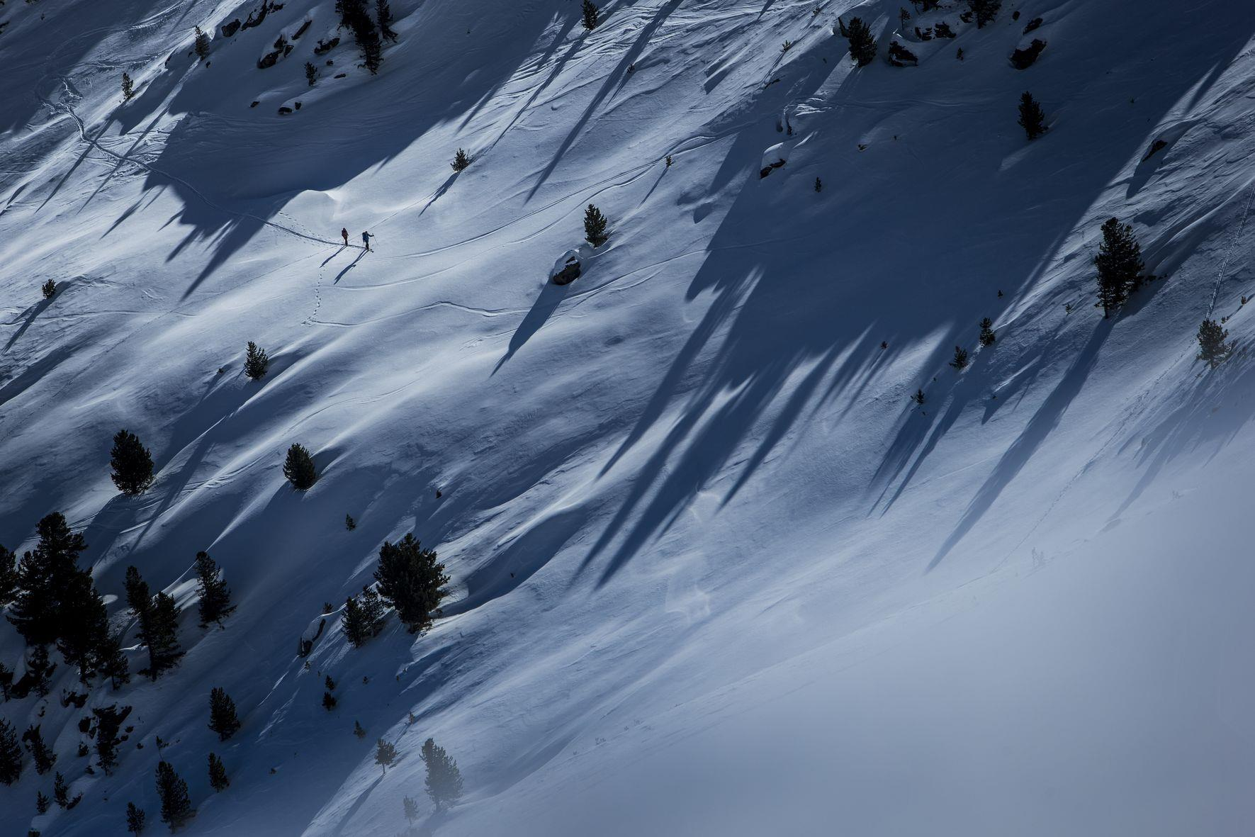 Ski tour Monte Fumo-Rauchkofel Predoi 3.251 m