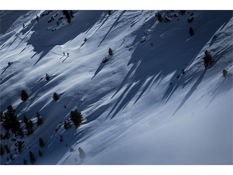 Skitour Rauchkofel