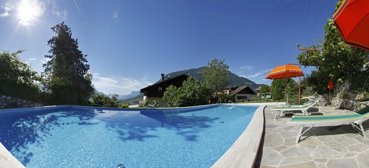 Schwimmbad 17mX7m