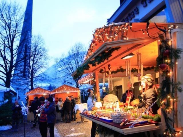 Il mercatino di Natale di Lagundo