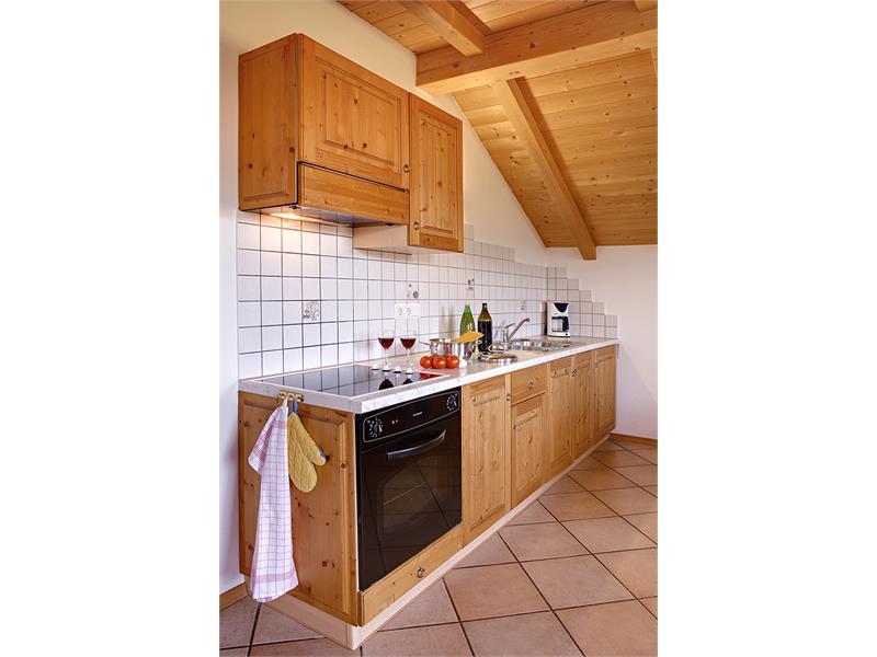 Küche Wohnung Nr.3