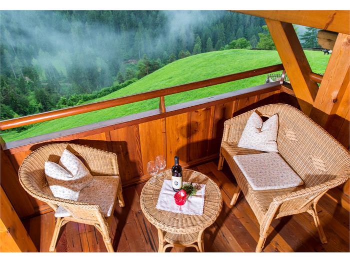 App. Bergluft - Südbalkon mit gemütlicher Lounge