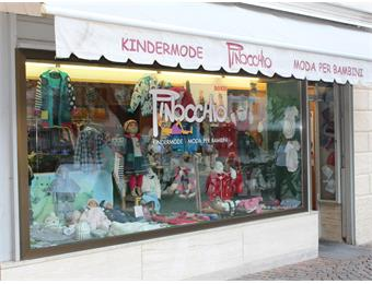 Pinocchio - fashion for kids