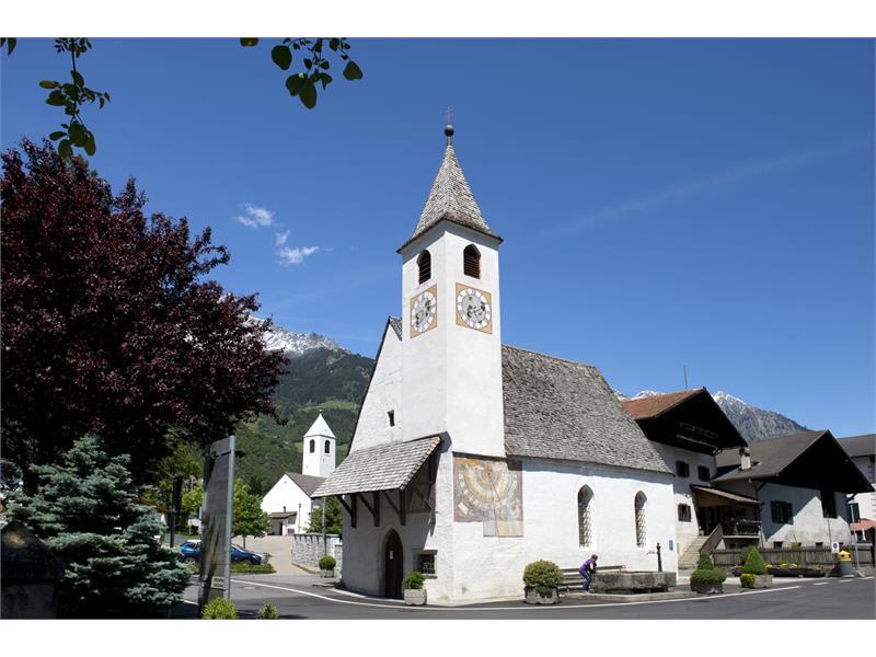 The chapel of St. Jakob - Rablà