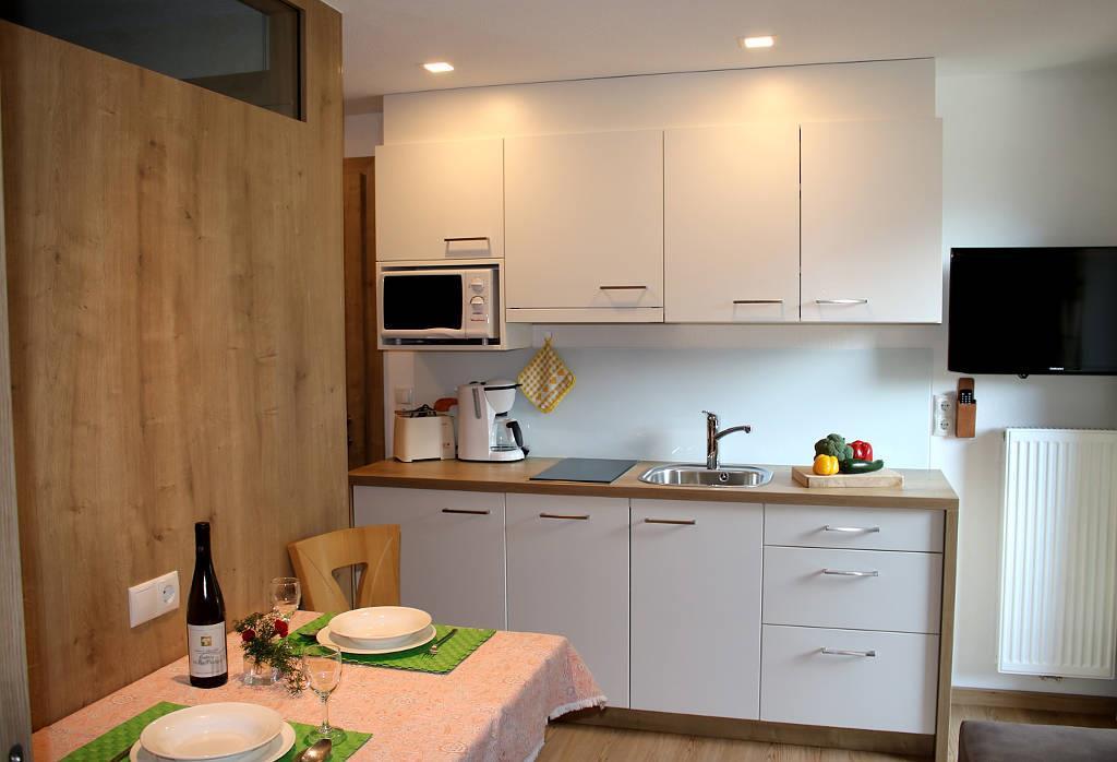 Appartament 4 - Küche
