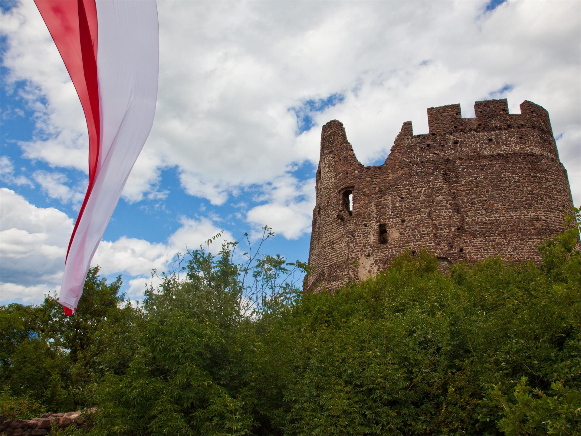 Vista panoramica Castelchiaro