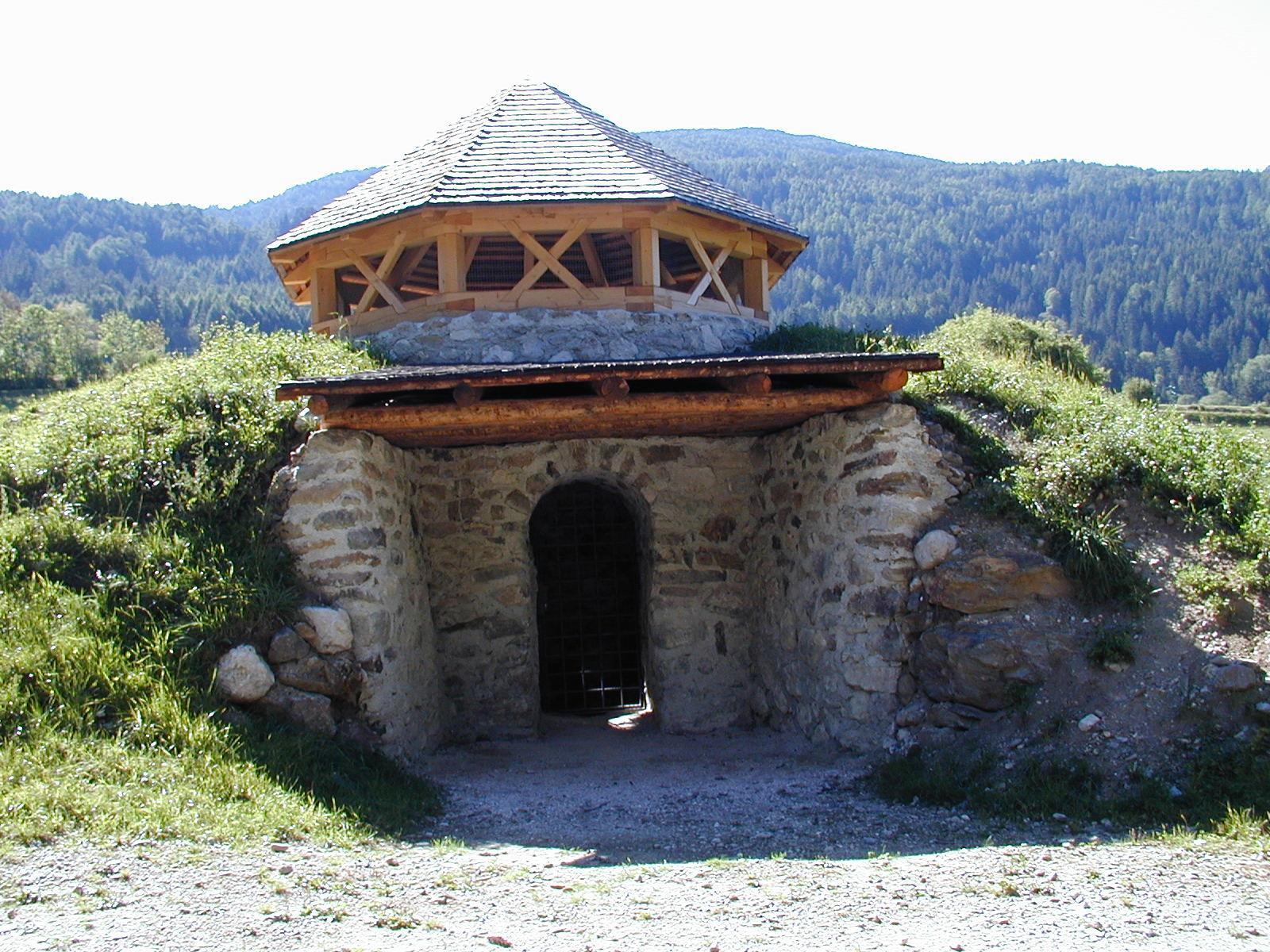 Forno per la calce di Untermühlbach
