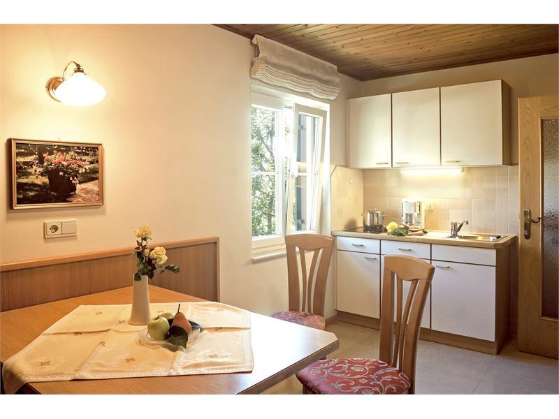 Haus Luise, Nalles, appartamento cuina