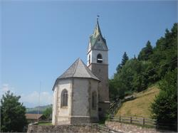 St. Blasius' church at Verschneid/Frasinetto